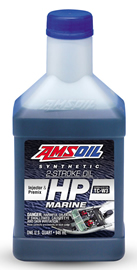 Amsoil HP Marine oil for boats Outboards