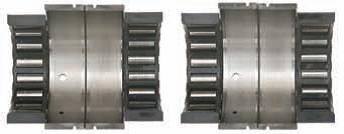 Main bearings using Amsoil
